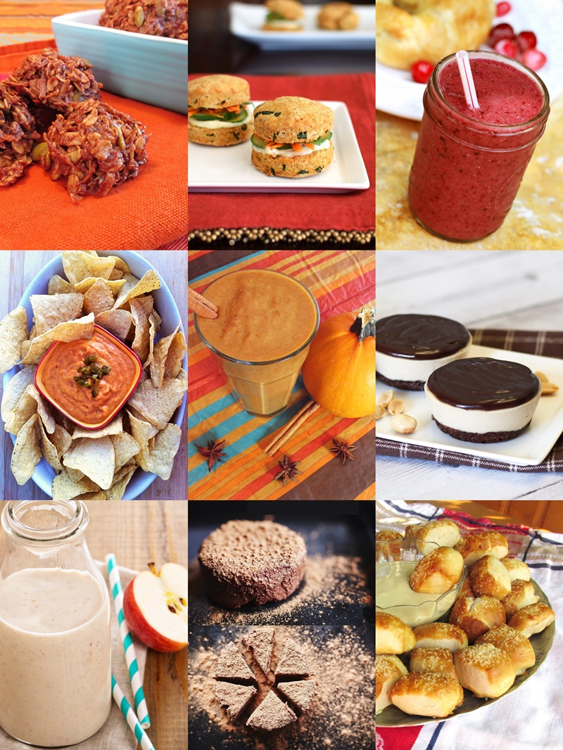 9 Contest-Winning Dairy-Free Recipes (Sweet, Savory & Sippable) + Over 150 Snackable Recipes!