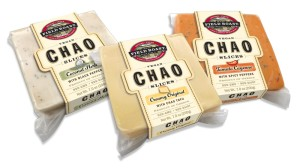 "Vegan Chao Cheese Slices from Field Roast - One of the best dairy-free hard cheeses with a tender, meltable bite and 3 ""umami"" flavors."