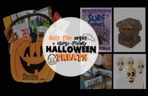 The Cutest + Tastiest Dairy-Free and Vegan Halloween Treats