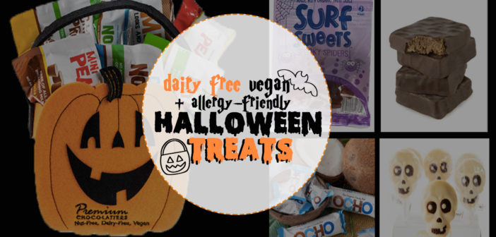 20 Cutest, Tastiest, Dairy-Free and Vegan Halloween Treats