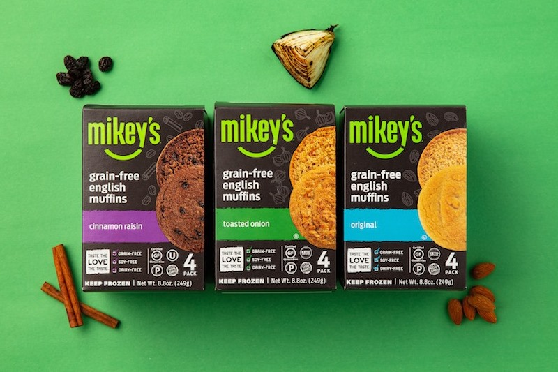 Mikey's English Muffins Reviews and Info - Paleo, grain-free, dairy-free, gluten-free, and soy-free!