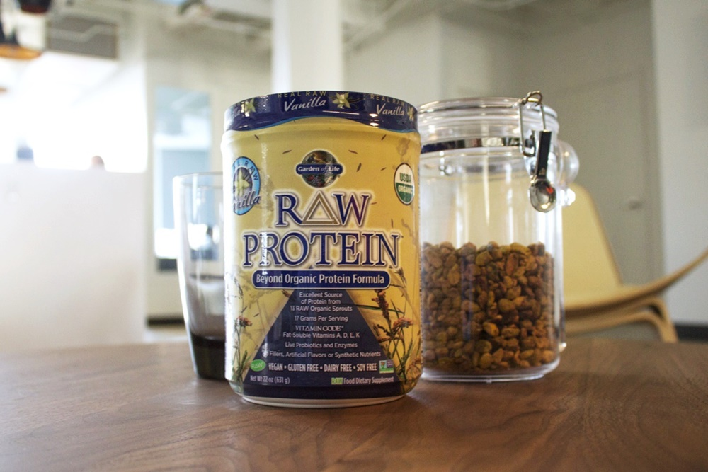 Best protein powder - two dairy-free options came out on top with Vega leading the pack!