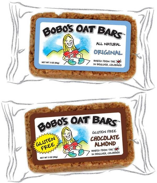 Bobo's Oat Bars (Review): Available in numerous Classic and Gluten-Free flavors, these are a true oat lover's dream. Dairy-free, soy-free, vegan.