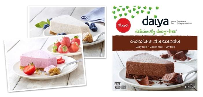 Daiya Cheezecake: Decadent and Deliciously Dairy-Free!