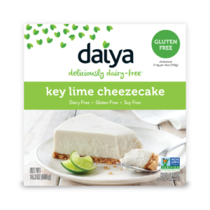 Daiya Cheezecake Review and Info - Vegan, Dairy-Free, Nut-Free, Gluten-Free, Soy-Free and Decadent! 4 Flavors - we have the ingredients, ratings, and more!