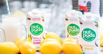 Nutpods Dairy-Free Creamer (5 flavors; refrigerated and shelf-stable) - we have the ingredients, availability , and more! (vegan, gluten-free, soy-free)