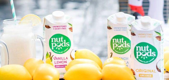 Nutpods Dairy-Free Creamer Now in Vanilla Lemon and Pumpkin Spice
