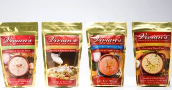 Vivian's Live Again Creamy Soup & Sauce Mixes Reviews and Info - Dairy-Free, Gluten-Free Alternatives. Pictured: All