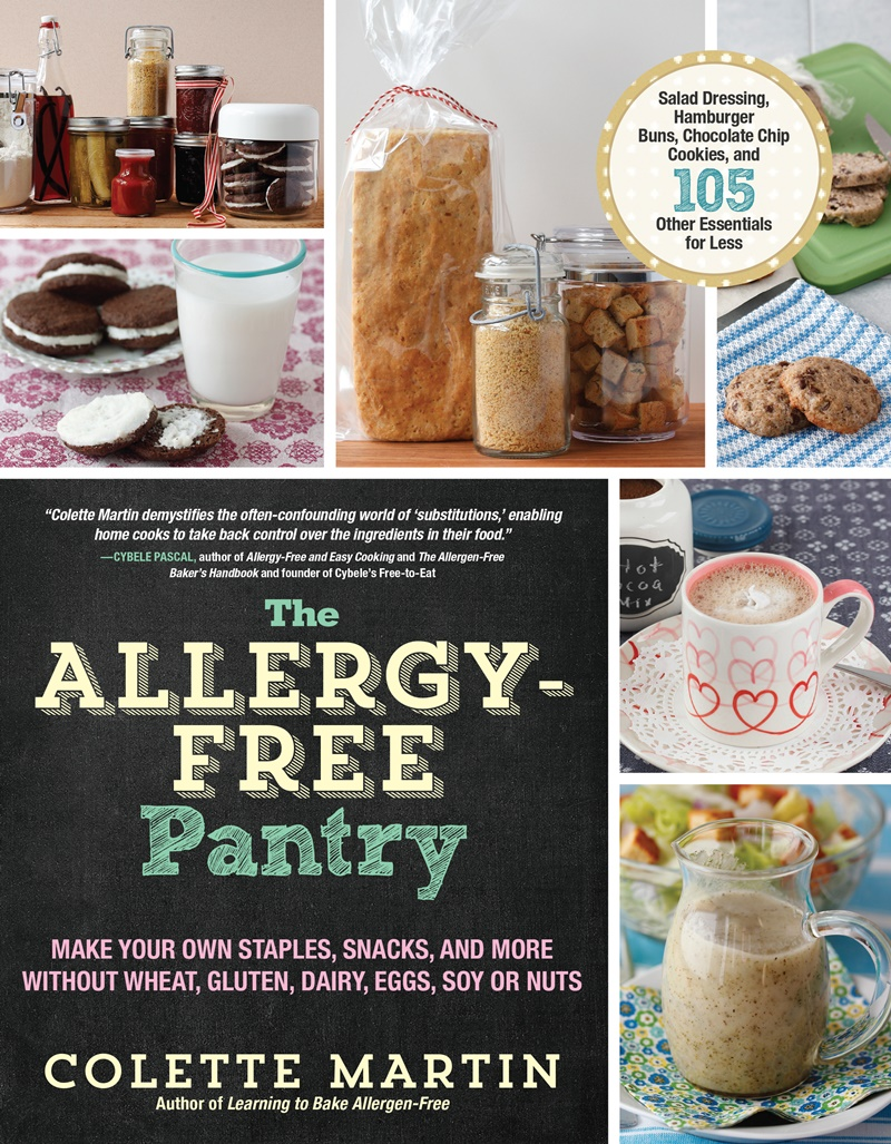 The Allergy Free Pantry by Colette Martin