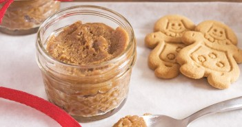 Gingerbread Cookie Butter
