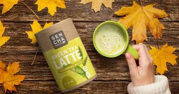 Sencha Naturals Green Tea Lattes - Three Organic Matcha Mixes, all vegan, dairy-free, gluten-free, and allergy-friendly