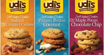 Udi's Gluten Free Soft-Baked Cookies