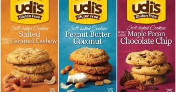 Udi's Gluten Free Soft-Baked Cookies
