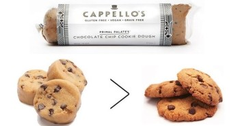 Cappello's Gluten Free Cookie Dough by Primal Palate - dairy-free, paleo cookie dough made with almond flour! (review)