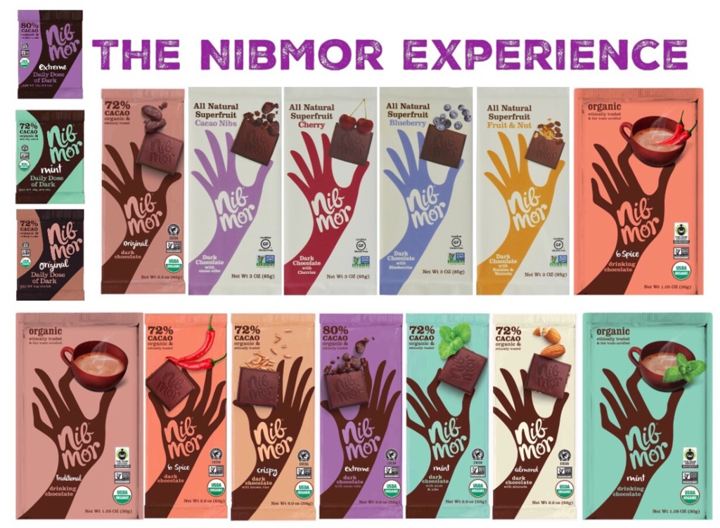 Top 12 Dairy-Free Chocolate Gifts for the Holidays (Nibmor Chocolate Gift pictured)