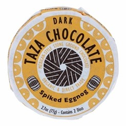 Taza Chocolate Mexicano Discs Reviews and Info - Rustic, Organic, Dairy-Free, Vegan, Gluten-Free, and Several Flavors.