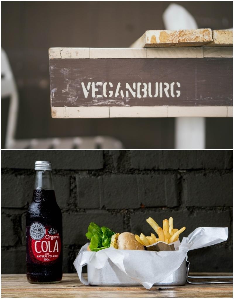 VeganBurg - plant-based eatery in San Francisco, CA