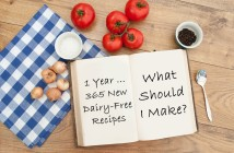 In One Year, I'll Trial 365 Dairy-Free Recipes! What Should I Make?
