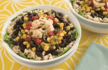 Chicken Burrito Salad