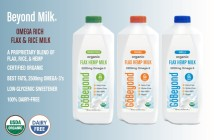 GoBeyond Organic Flax Hemp Milks