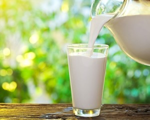 GoBeyond Organic Flax Hemp Milk (aka Beyond Milk) - a certified organic, kosher, dairy-free, gluten-free, nut-free, vegan milk beverage with Omega 3s!
