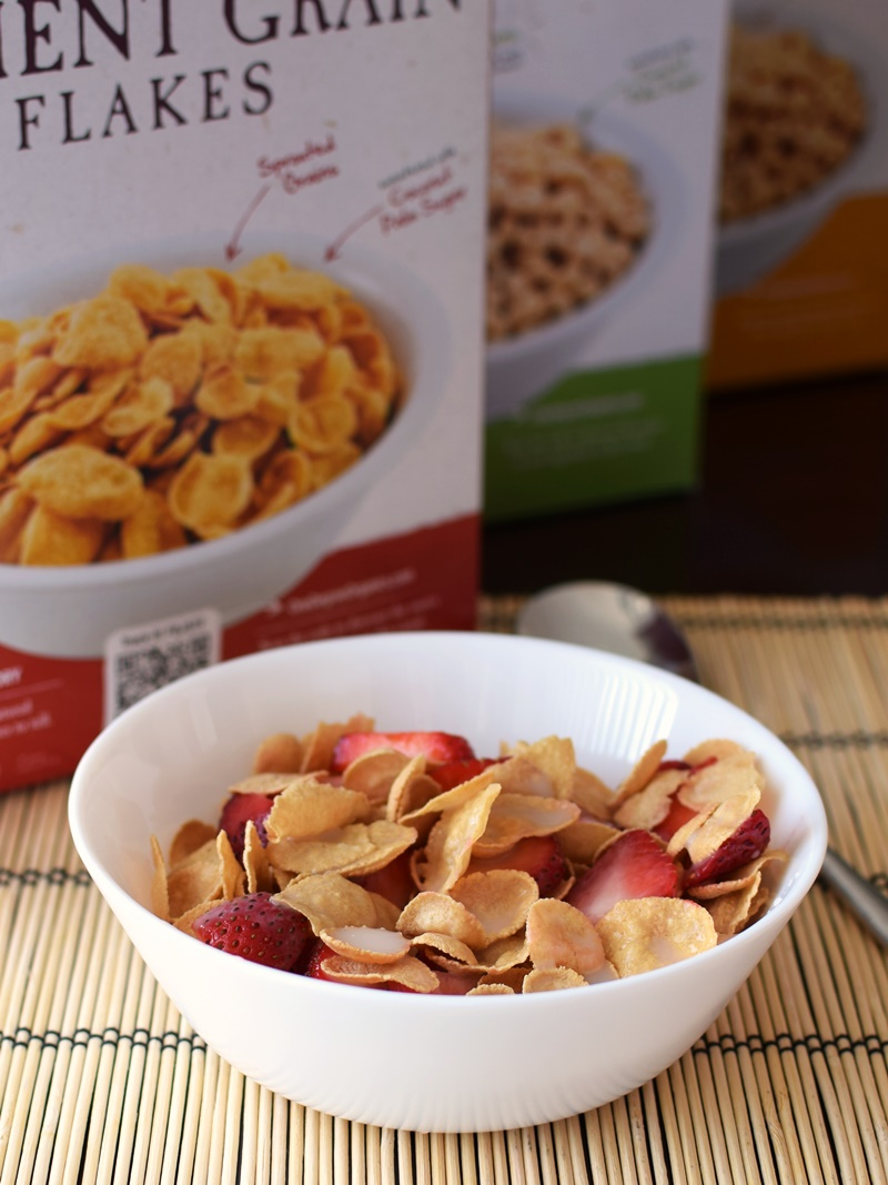 One Degree Veganic Sprouted Cereals - certified organic, made with ancient and whole grains, low glycemic, and vegan! Select varieties are gluten-free.