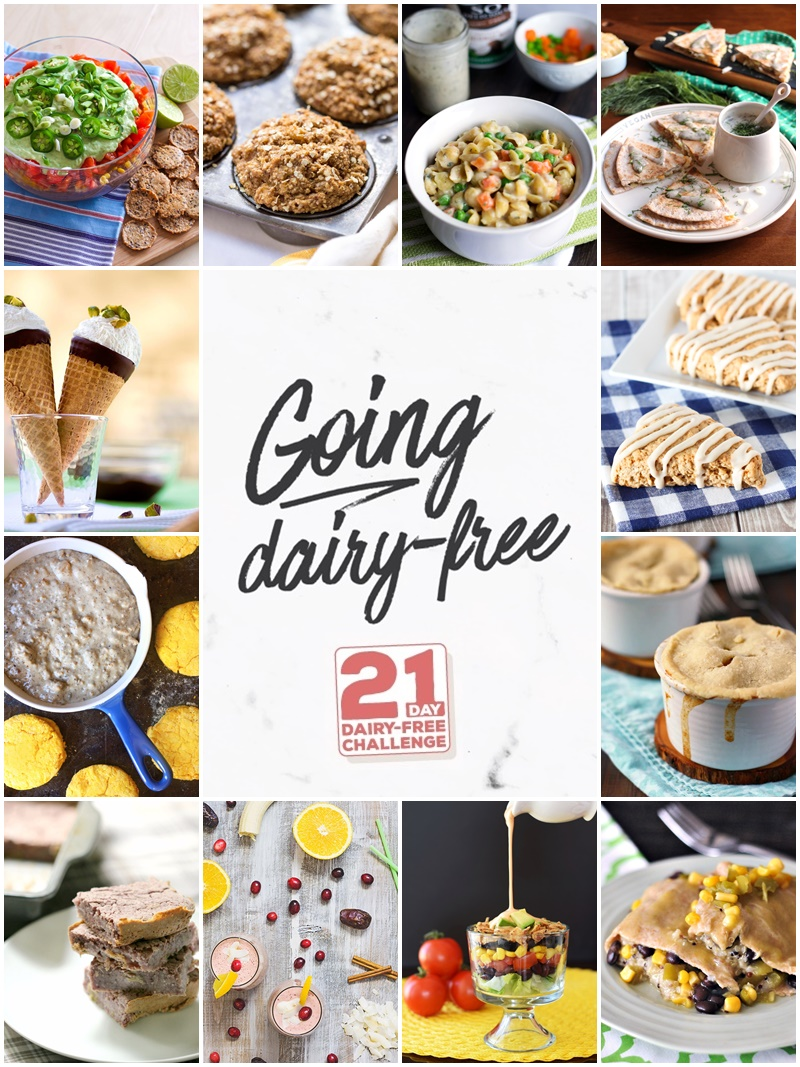 21 Days of Delicious, Nutritious Recipes for the 21-Day Dairy Free Challenge with So Delicious! Enjoy ...