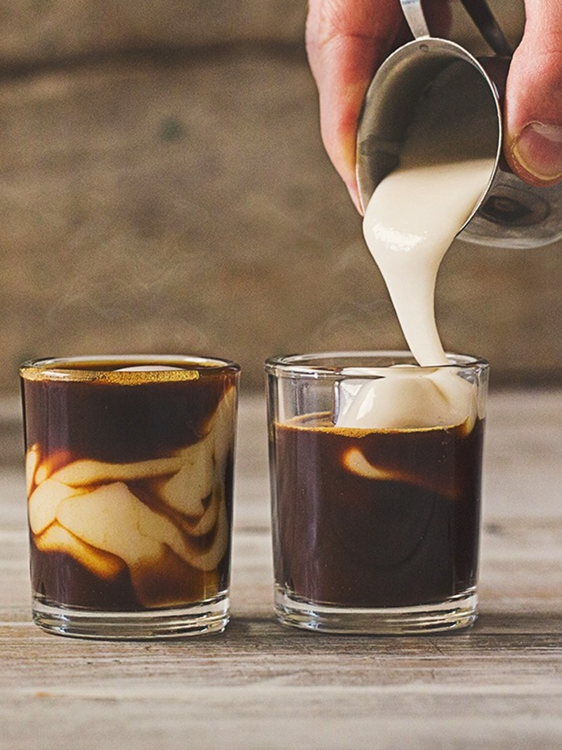 21 Days of Delicious, Nutritious Recipes for the 21-Day Dairy Free Challenge with So Delicious! Pictured: Vegan Vietnamese Iced Coffee