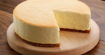Sirabella's Vegan Cheesecake - pretty darn spot on for New York cheesecake, but dairy-free!