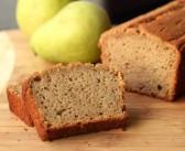 Spiced Pear Breakfast Bread