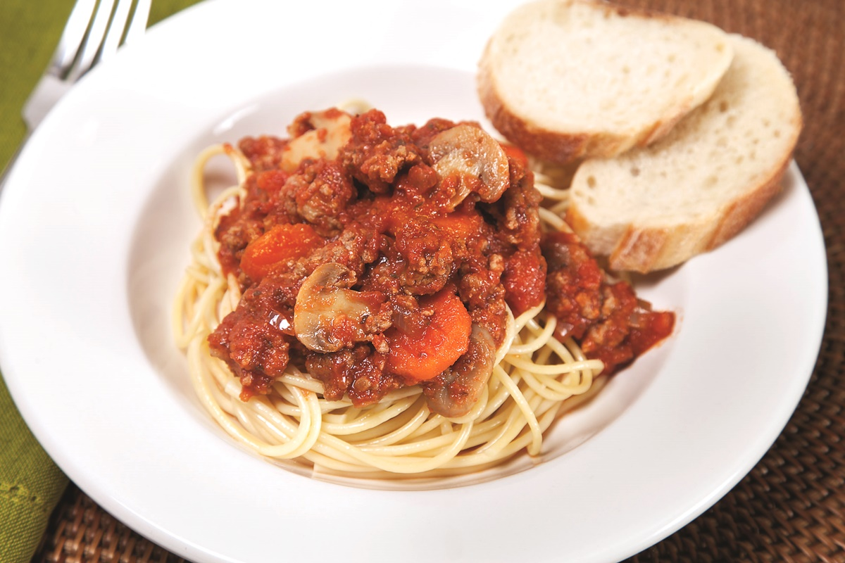 Slow Cooker Ragu Recipe - Easy, comforting, gluten-free and top allergen-free meal