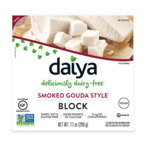 Daiya Blocks (Dairy-Free Hard Cheese Alternatives) Reviews and Information - four vegan, allergy-friendly varieties