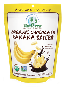 Natierra Dark Chocolate Covered Freeze-Dried Fruit Reviews and Info (Dairy-Free, Gluten-Free, Organic)