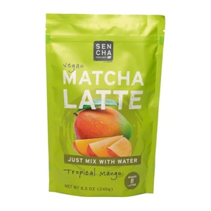 Sencha Naturals Matcha Latte Mixes Reviews and Info