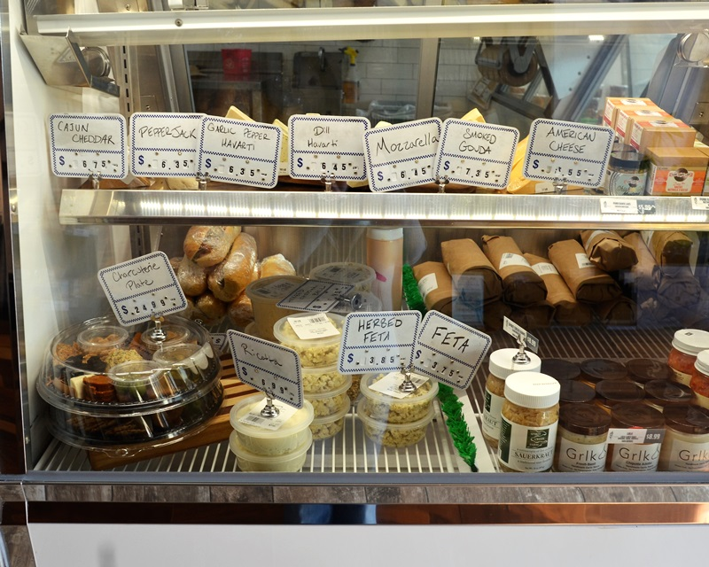 The Herbivorous Butcher is a popular spot for dairy-free cheeses, vegan meats & sandwiches in Minneapolis, MN (they also ship in the U.S.)
