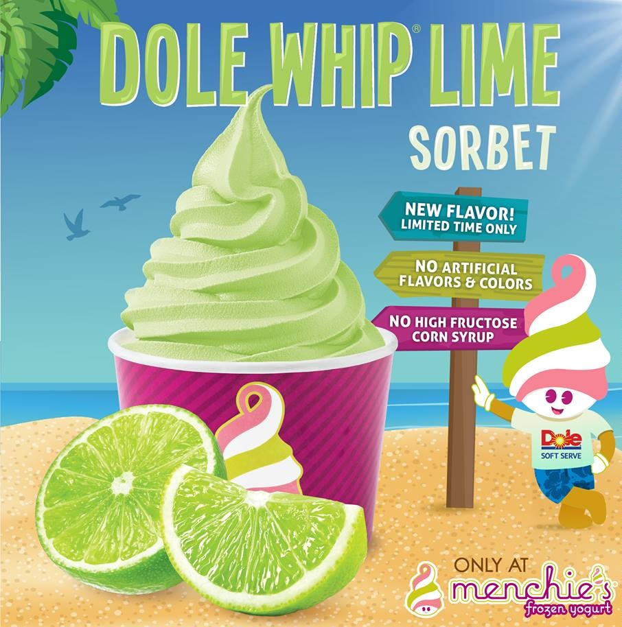 Menchies Dairy-Free & Vegan FroYo Flavors & Toppings (The List!)