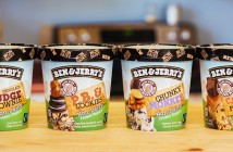 Ben & Jerry's Churns Out New Non-Dairy Ice Cream - Four vegan, dairy-free almond milk based flavors! Read on for details ...