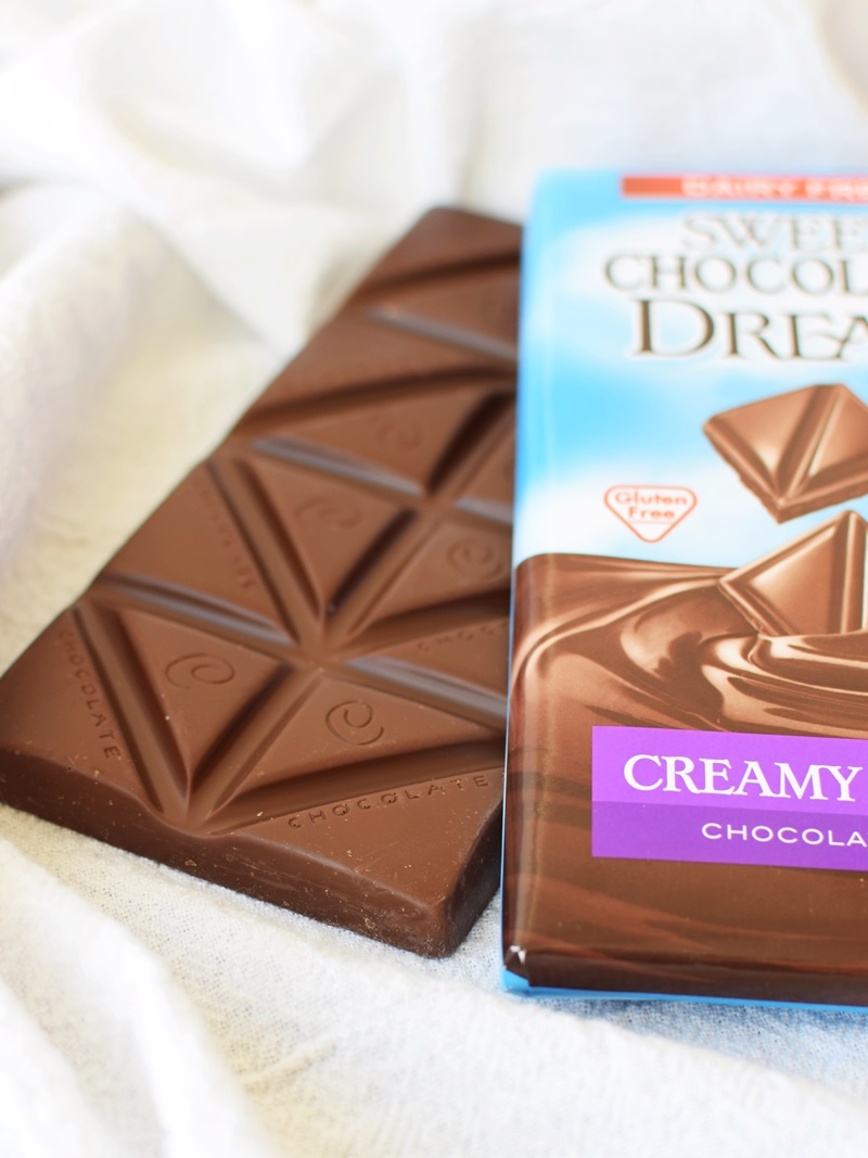 Chocolate Dream Chocolate Bars (Dairy-Free Review)