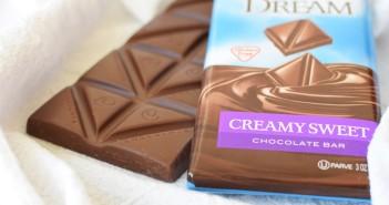Chocolate Dream Chocolate Bars - a line of 100% Dairy-Free, Gluten-Free Chocolate in Dark and Milky Vegan Varieties