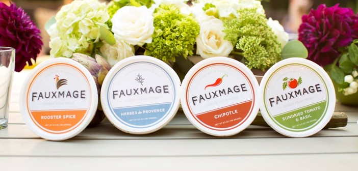 Fauxmage Cheese from Trees: Vegan Artisan Cheese Spreads