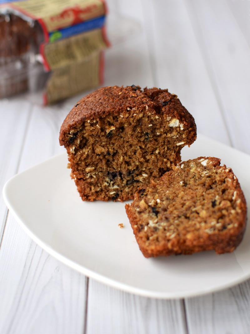 Flax4Life Flax Muffins (serveral flavors, Wild Blueberry pictured) - Gluten-Free, Dairy-Free & Delicious!