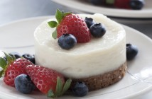 Kite Hill Cheesecakes made with Dairy-Free Ricotta - yes, it's vegan / plant-based and soy-free, too!