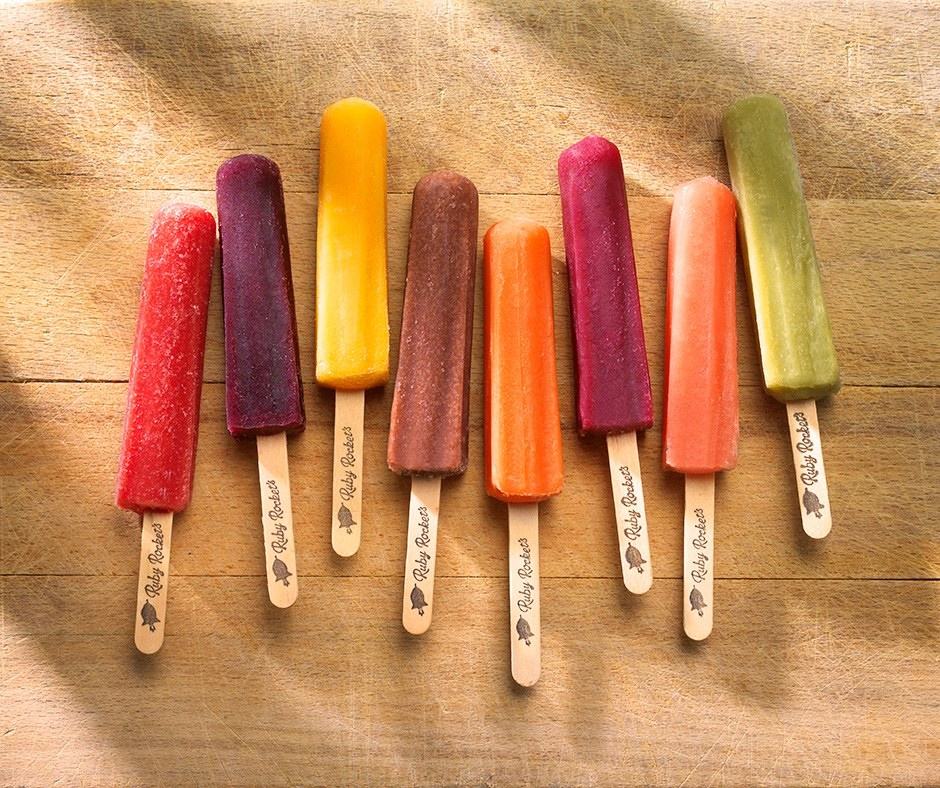 Ruby Rockets Fruit & Veggie Pops Reviews and Information