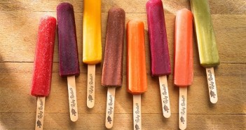 Ruby Rocket's Frozen Pops - healthier, non-dairy refreshment! Stocked with probiotics, fruits, veggies and no added sugars!