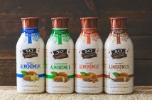 So Delicious Almond Milk Beverages and Blends - dairy-free, vegan & carrageenan-free! Walnut, Vanilla, Original & Unsweetened.
