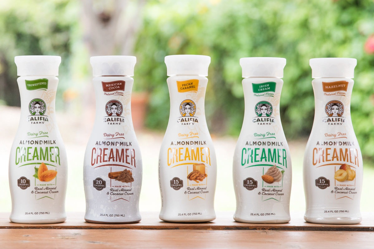 The Guide to Dairy Free Coffee Creamer: Numerous vegan-friendly and soy-free options
