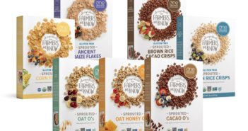 One Degree Organic Sprouted Cereals Reviews and Info - Dairy-free, Organic, with Vegan and Gluten-Free Options
