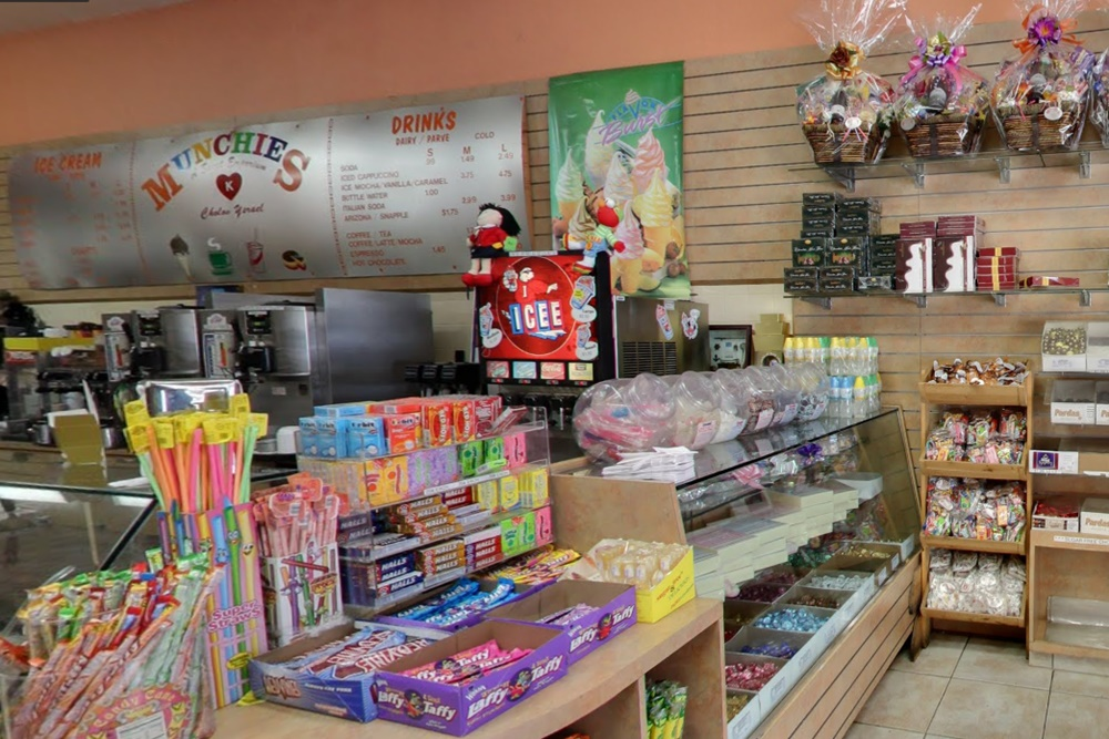 Munchies in L.A. is a haven for kosher parve sweet treats, from chocolate to candy to ice cream.