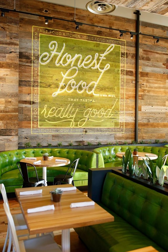 True Food Kitchen is a healthy restaurant chain focused on the anti-inflammatory diet. They offer ample vegan and gluten-free menu items.