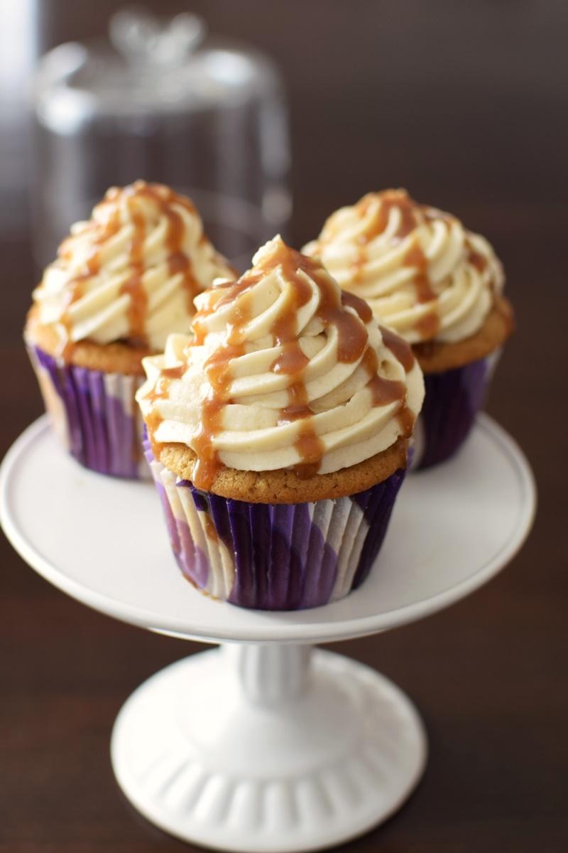 Vegan Butterscotch Cupcakes Recipe Go Dairy Free